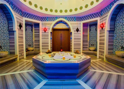 Baño De Vapor Romano:Hammam o baño turco: ritual de higiene y punto de reunión socialspa