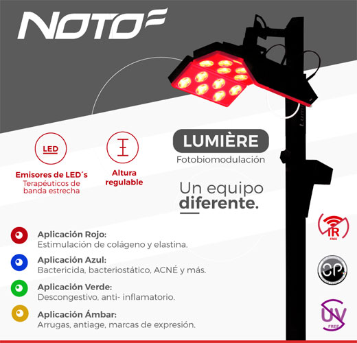 LUMIERE by NOTO