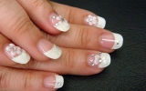 French Nails by Blue Moon Nails