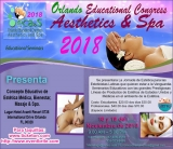 Orlando Educational Congress Aesthetics & Spa 2018