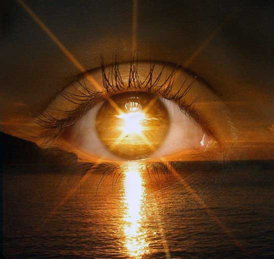 La retina y el Sol