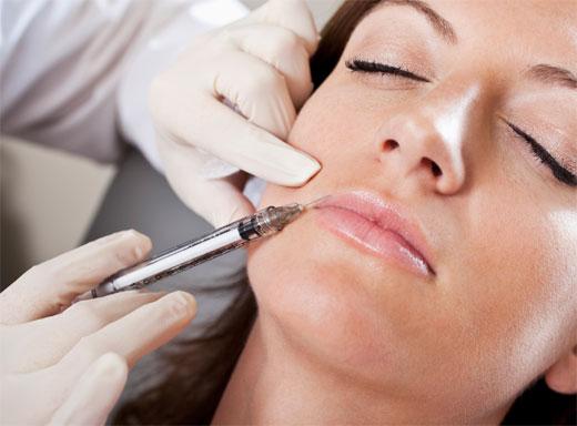 Inyecciones de Botox para comisuras bucalesDepressor Anguli Oris ...