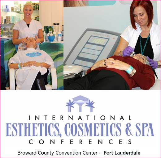 IECS International Esthetics, Cosmetics and Spa Conference Florida