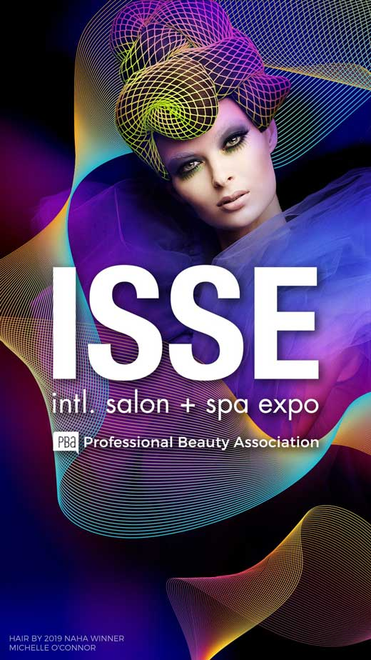 ISSE 2021 Long Beach International Salon and Spa Expo