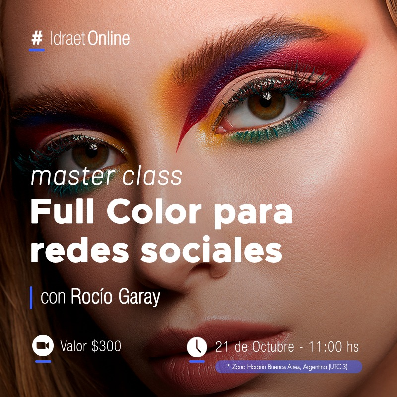 Zoom > Master class: Full color para redes sociales
