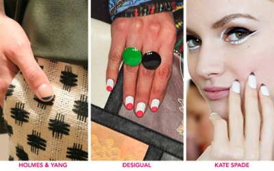 Las uñas del New York Fashion Week